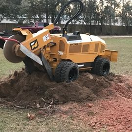 High Quality Machinery gets the job done fast and correctly